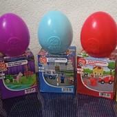 Яйцо с набором игрушек Play Tive (лот - 1набор)