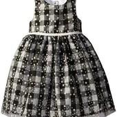 Нарядне пишне плаття в сніжинки Marmellata на 6 років в ідеальному стані