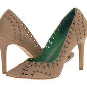 Шикарні нові туфлі MIA з Америки, р.8 наш 38. Туфли нюд