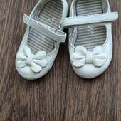 Туфельки для принцессы 13 см стелька