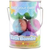 Бомбочки для ванной для детей, Crayola 8 шт в ведерке