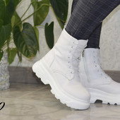 Зимняя распродажа! Стильные ботинки (Зима)