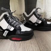 Зимняя распродажа! Зимние женские кроссовки