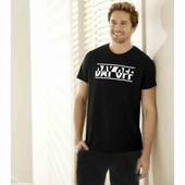 livergy.,классная хлопковая футболка с принтом XL56/58замеры