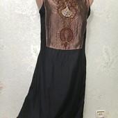 Эксклюзивное нарядное платье расшитое бисером Акция читайте состояние Нового