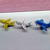 самолет 3шт