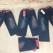 Розпродаж!!! Нові Турецькі джинси 3,4 6 і 7 років