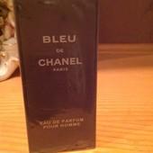 Мужская парфюмированная вода Bleu de Chanel, 20мл