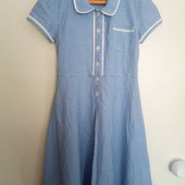 10лет(140см).Летнее платье для девочки.