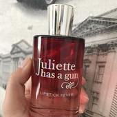 оригінал) відливант 5мл) Juliette Has A Gun Lipstick Fever