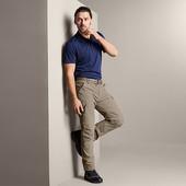 ☘2 в 1☘Повітряпроникні, вбирають вологу швидко висихаючі брюки з ременем Tchibo, р. 52-54 (XL євро)