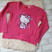 Реглан Hello Kitty,122-128,в идеале, много лотов