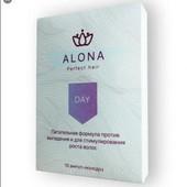 Alona - против выпадения и для стимулирования роста волос10амп.