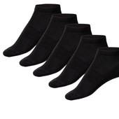 Пять пар! Функциональные носки с махровой стопой Crivit Германия размер 39/42