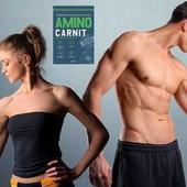 Amino Carnit - Активный комплекс для роста мышц и жиросжигания 200 гр