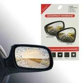 Плівка антидощ на бічні дзеркала Waterproof Membrane 95*95