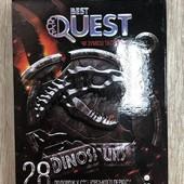 """Карточная развивающая квест-игра """"Best Quest: Динозавры"""" Dankotoys"""
