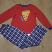 Пижама carters кофта -флис,штаны -х\б состояние очень хорошее