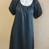 Стильное платье свободного кроя на 50-52 размер