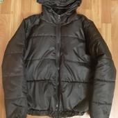 Куртка чорна (весна) s (44р.)