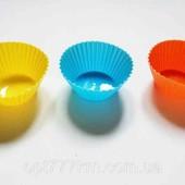набор силиконовых форм для кексов