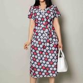 Стильные платья.  Размеры 42-60