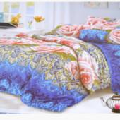 Не пропуститеЗамечательная расцветка 5D постельного комплекта!Евро размер 200Х220!Укр почта5% скидка