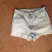 Шорты джинсовые, Abercrombie&Fitch. состояние отличное