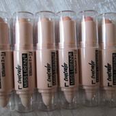 Набор корректирующих карандашей - консилеров 6 шт Miss Lirenn