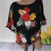 Вау! Обалденная блуза размер 50