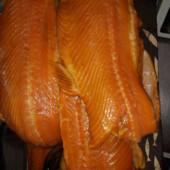 Хребет лосося х/к 2,5кг