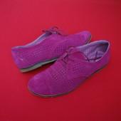Туфли Moshulu натур замш 39 размер