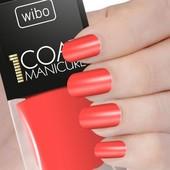 Лак для ногтей Wibo 1 Coat Manicure тон 4