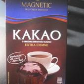 Темное,очень вкусное какао.Польша 200 грамм.