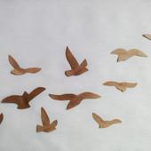 Интерьерные птички