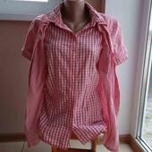 Цікава подвійна рубашка.На наш 42_44