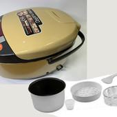 Домашняя мультиварка , мультиповар , фритюрница, йогуртница royal berg roy-m100 series ( 14 програм