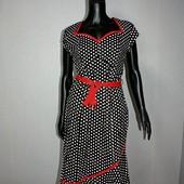 Качество! Стильное натуральное платье/миди от английского бренда Joe Browns, новое состояние