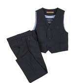 Шикарный костюм брюки и жилет на мальчика 134 Cool club