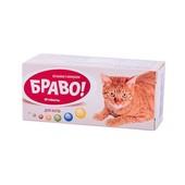 Витамины и минералы для котов Браво!60 шт