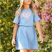 Великолепное, качественное платье для девочки. 100% хлопок.Пр-во Индия. р-р 176/182. новое. описание