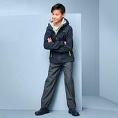 ☘ Дощові штани Tchibo (Німеччина) для активних дітей! Не продуваються, не промокають р .: 134/140