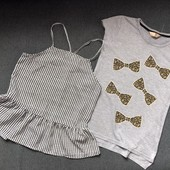 Комплект футболочек для девочки