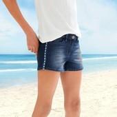 Pepperts классные джинсовые шорты р.158