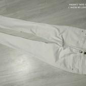 Стильные белые джинсы скинни New Look р.10 (38)