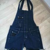Бомбезный джинсовый комбинезон /Fascinate/M!!!