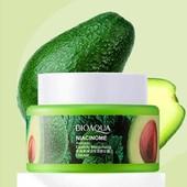 Крем для тонуса и сияния лица с маслом авокадо и никотинамидом Bioaqua Cream - Оригинал