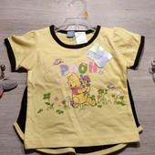 Англия!!! Милый летний костюм для девочки: шорты и футболка! 18 месяцев!