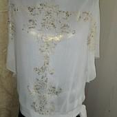 Блуза летняя Gizia, размер 36