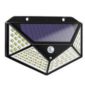 Светильник с датчиком движения solar Interaction wall lamp 100 Led на солнечной батарее